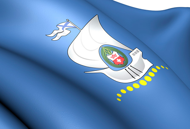 Flag of Kaliningrad