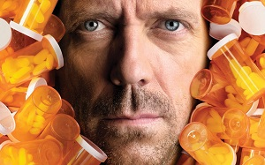 blue eyes hugh laurie pills gregory house faces